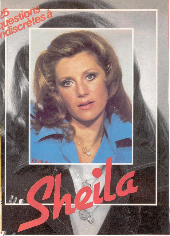 Album - Le Journal de Sheila