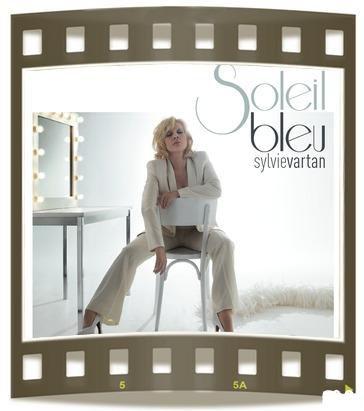Album- Sylvie Vartan, Soleil Bleu 2010