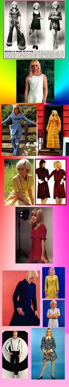 Album - Sylvie Vartan - Robes