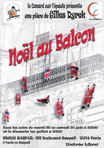 Album - Noel au Balcon, juin 2007