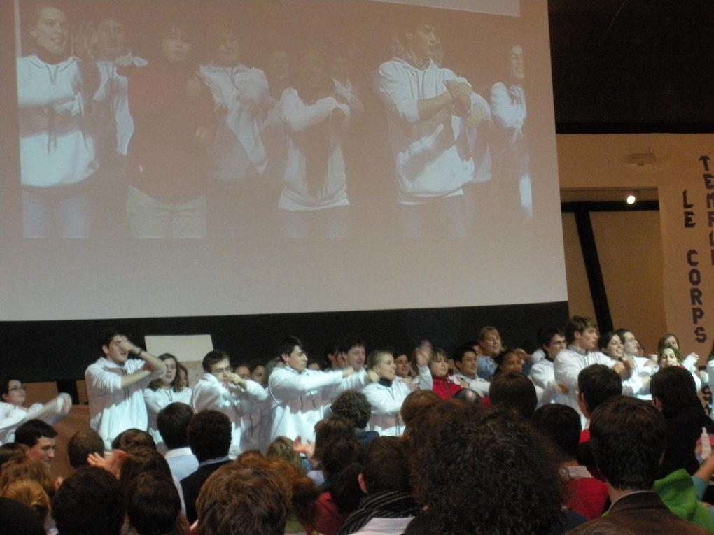 Album - Rencontre Nationale 2009 à l'ESSEC