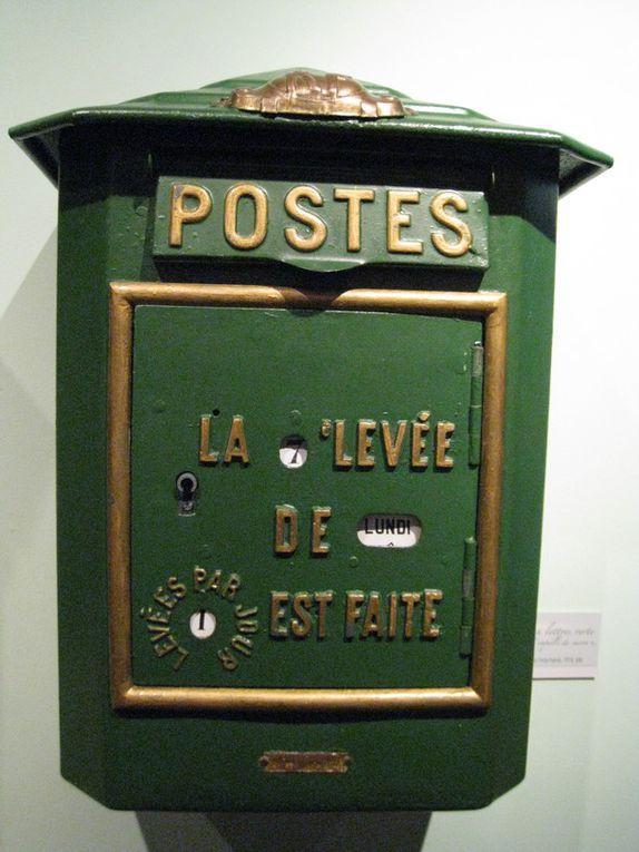 Album - Musée de la Poste (2), Paris