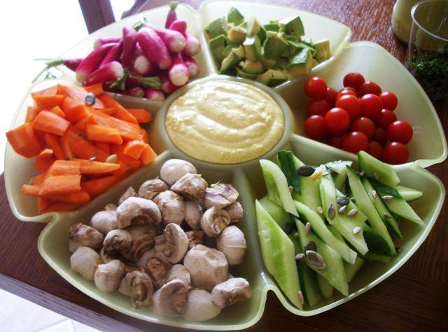 Pour faire le plein de vitamines ! et de vitalité !