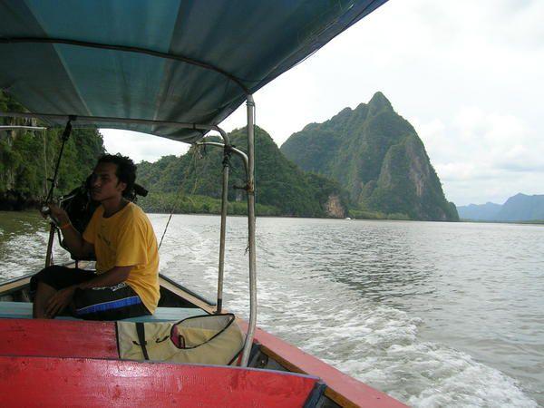 Ko Tao, Ko Phan Gnan et Ko Phi Phi
