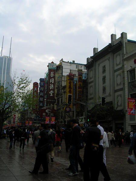 Une ville en plein essor tourné vers l'Occident.