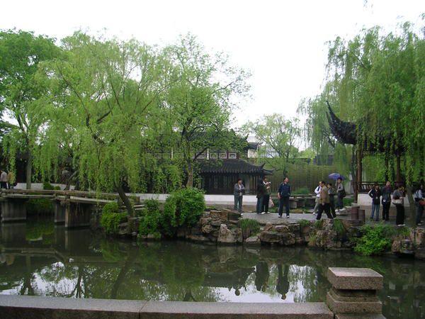La Venise de l'OrientCette ville est connue pour ses        canaux, son architecture traditionnelle et ses jardins aménagés dont le célèbre jardin de l'humble administrateur.