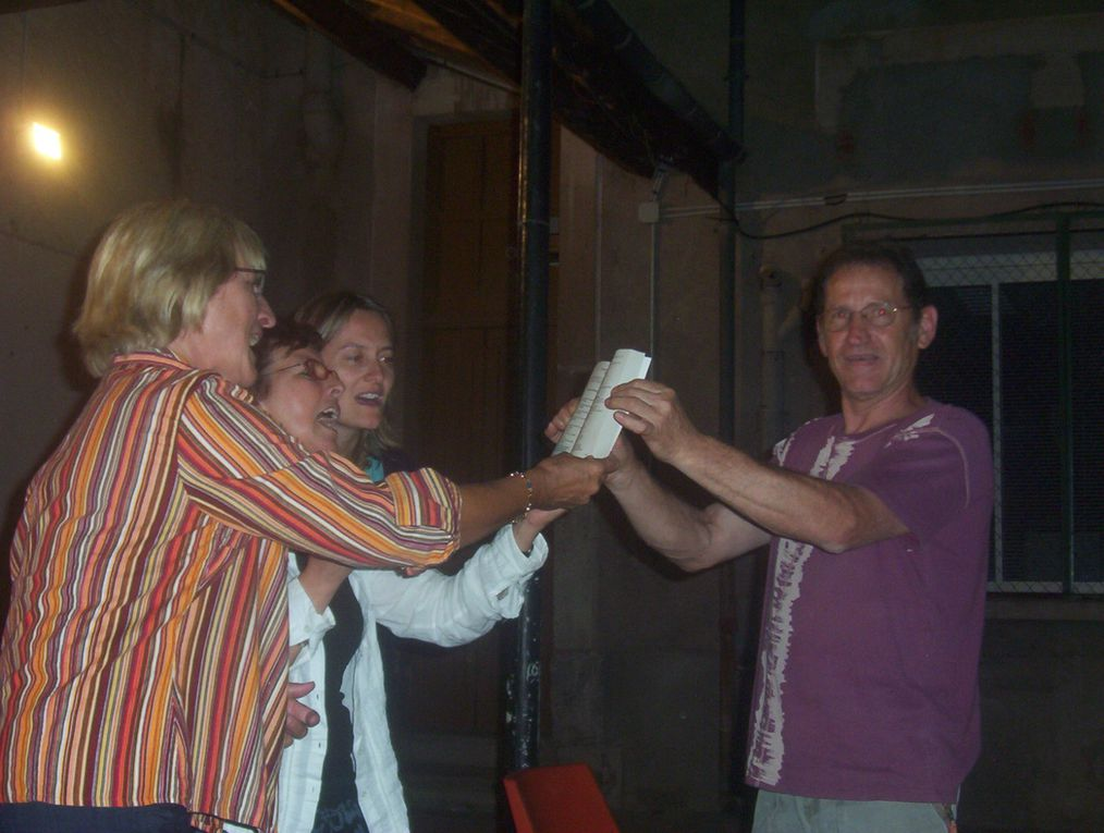 Photos - 2009 Repas chorale juin
