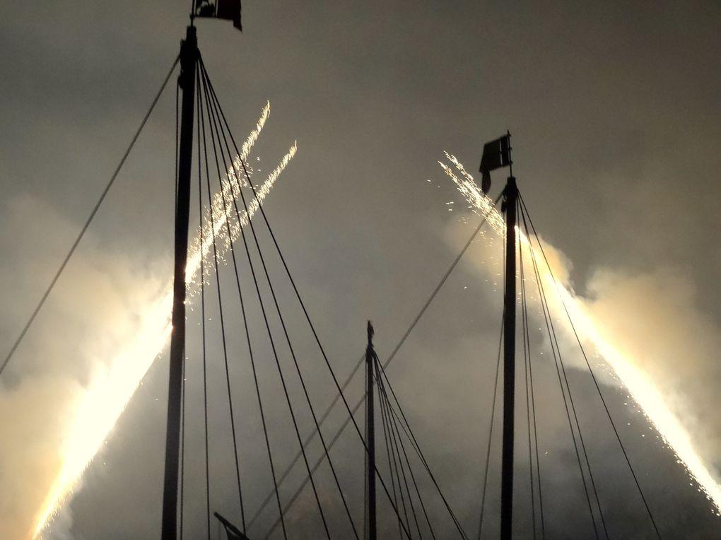 Orléans fêter la batellerie européenne : démonstrations nautiques et d'éclusages, courses de bateaux sans pour autant oublier la Ô Fish Parade et les animations pour tous les publics.
