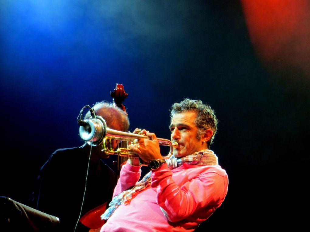 """Soirée """"Acoustic jazz"""" programmée par Stéphane Kochoyan - Orléans' Jazz 2013"""