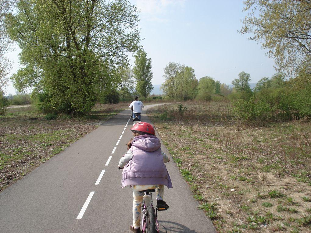 Départ : Condrieu----->Arrivée: St-Pierre-de-Boeuf----->Continue jusqu'à Sablons (~1km)