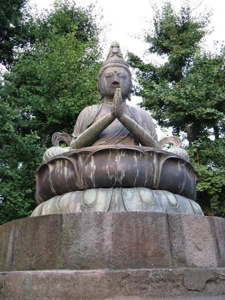 Visite d'Asakusa le lundi 21 Juillet : Le jour de la mer