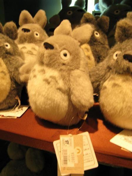 Reportage sur les Totoros en peluche et leurs prix ! Première série au Hakuhinkan Toy Park à Ginza !