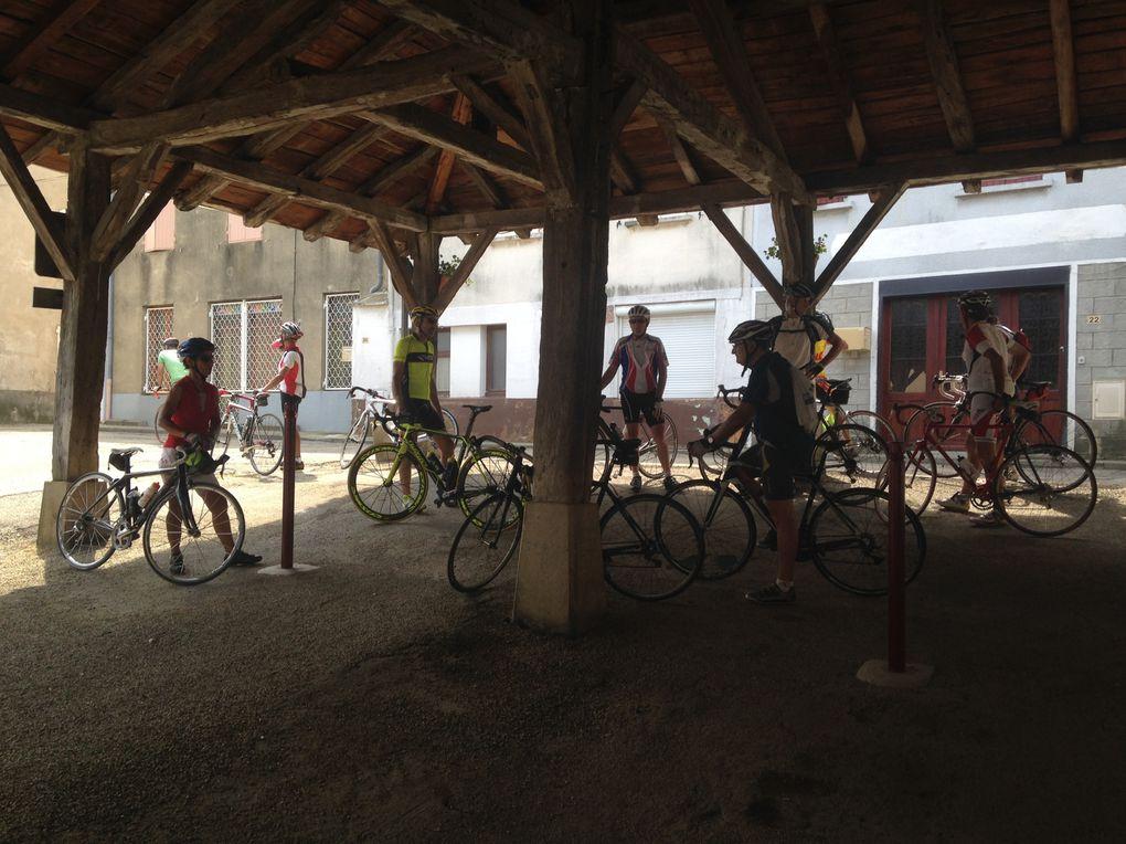 35ème édition de la Semaine Cyclo entre Vercors et Drôme Provençale, du 21 au 26 juillet 2014