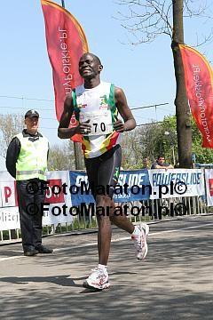 Selection Marathon de Cracovie