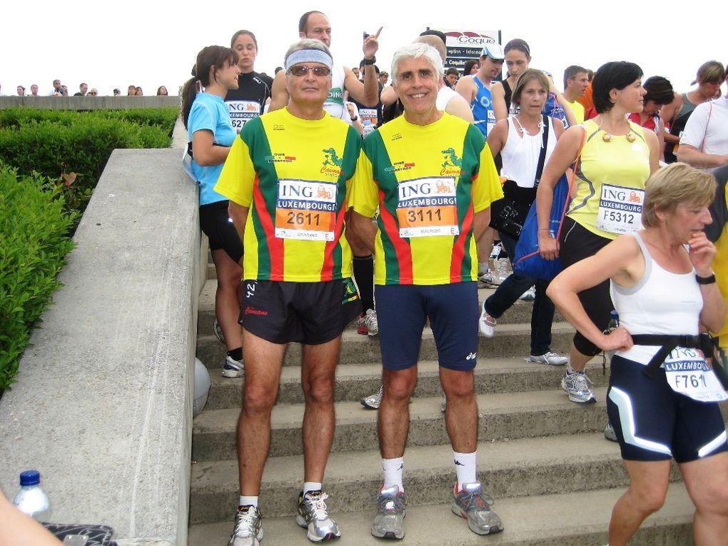 Marathon-du-Luxembourg 23 mai 2009Par Maurizio et Graziano TEVERE