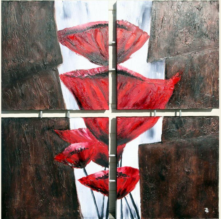 Album - peintures créations