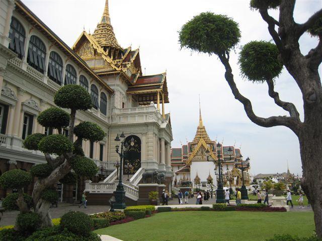 Premier séjour à Bangkok