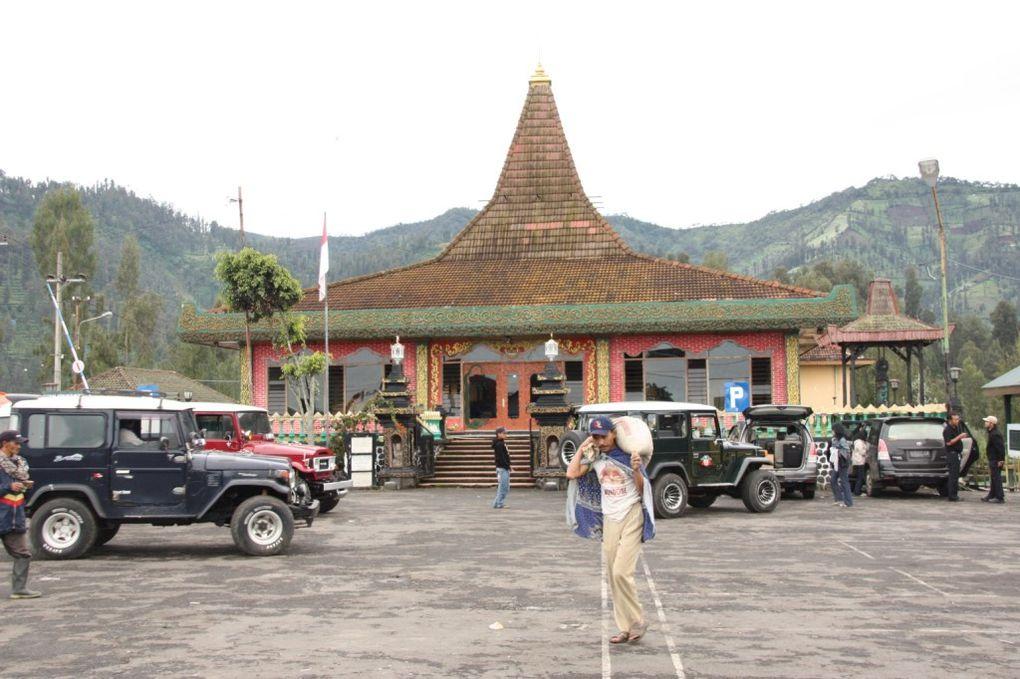 Excursion au mont Bromo, ile de Java en Indonésie (novembre 2010)