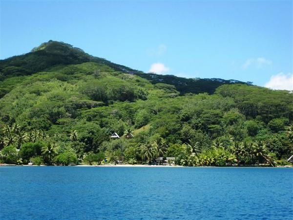 Album - Huahine et Bora-Bora