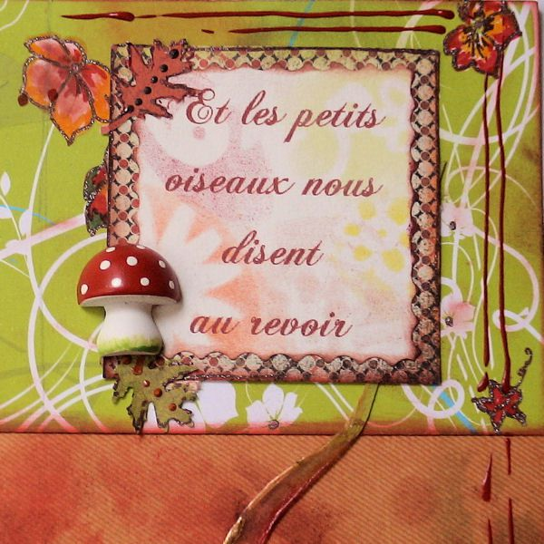 Pages concours scrapbooking
