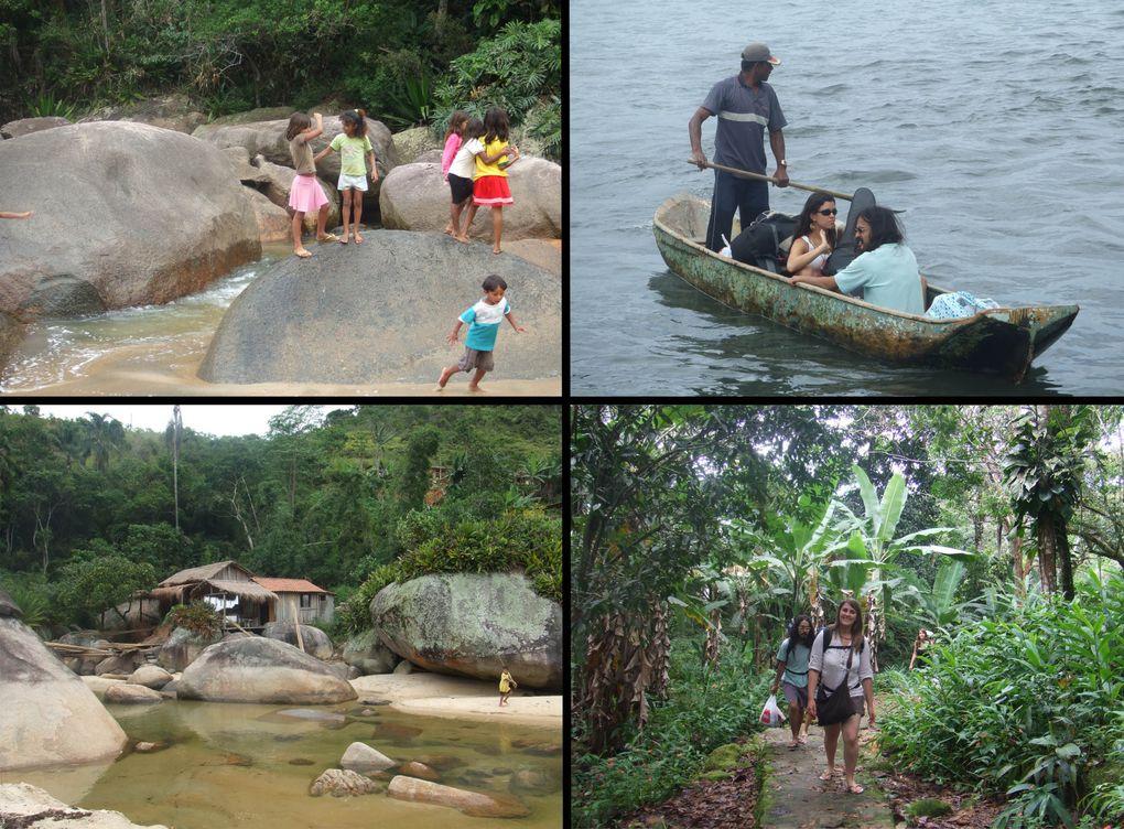 Village de pêcheur, accessible uniquement par bateau, et dépourvu d'éléctricité!