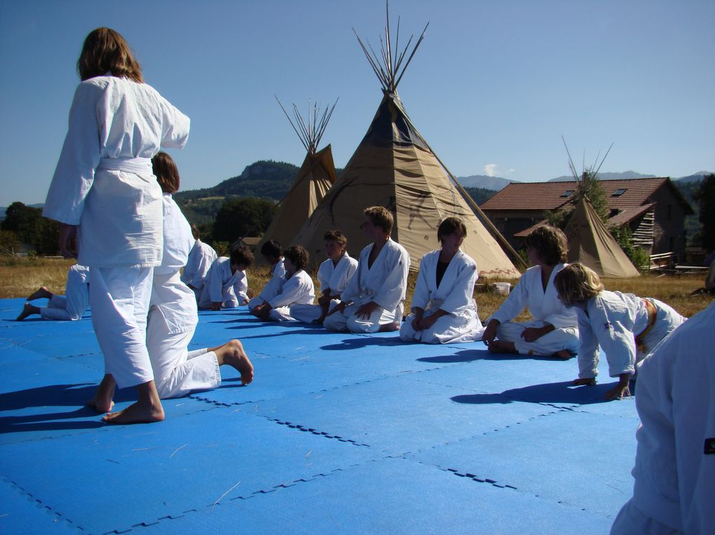 Album - camp-aikido-2009