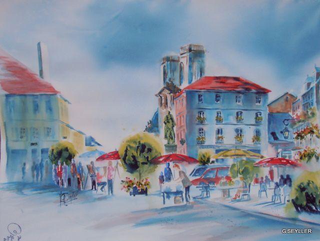Album - Demo--aquarelle- pastel