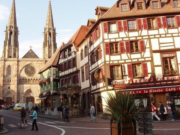 Une semaine en Alsace du 22 au 29 septembre 2008.