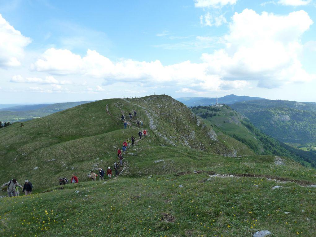 Semaine de randonnée à Prémanon 14 au 21 mai 2011
