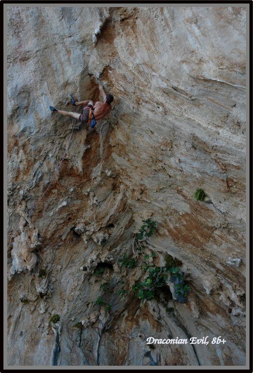 Deuxième trip de la TeamClimbouse à Kaly, avec un maximum encore de grimpe et de rocher.