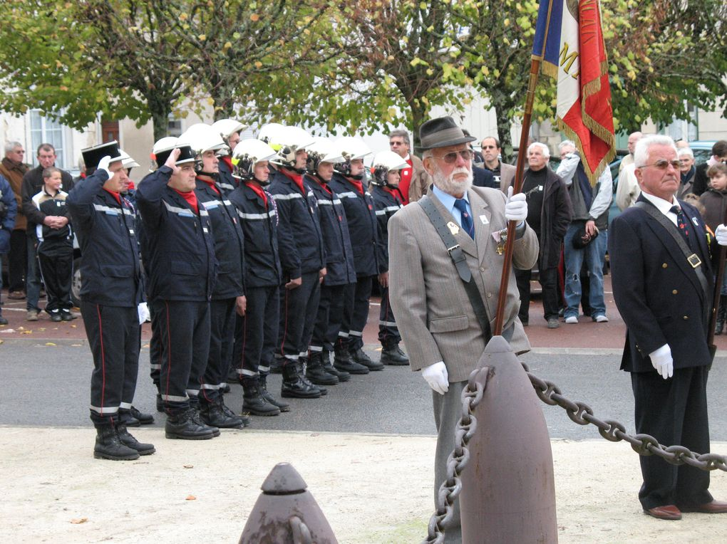 Le 11 Novembre 2009 à Matha