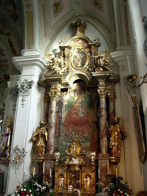 Le chemin de Saint Jacques de Compostelle tyrolien et ses lieux spirituels !