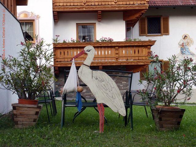 L'insolite au Tyrol ! Lancez le diaporama !