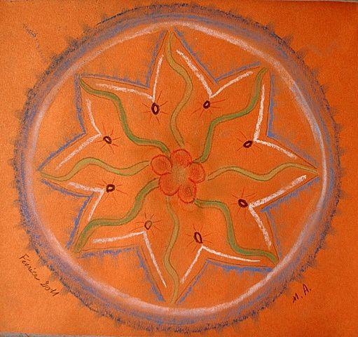 Les mandalas présentés ici sont réalisés aux pastels par Mandal' Art D' Occident (c).Spécialiste des mandalas en mosaique ! Lancez le diaporama !