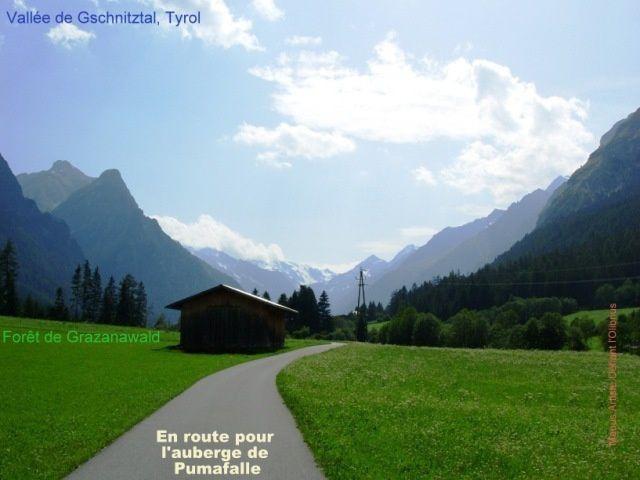 Le Tyrol sous mon objectif ! Lancez le diaporama !