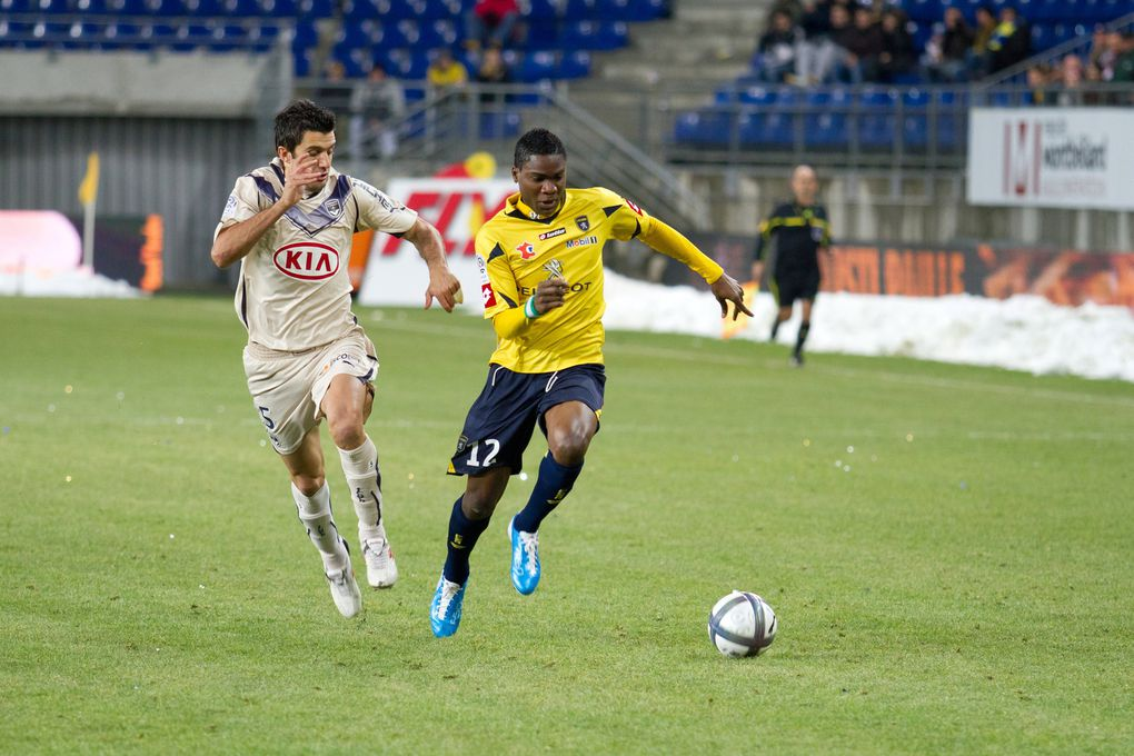Photos du FCSM, saison 2010-2011