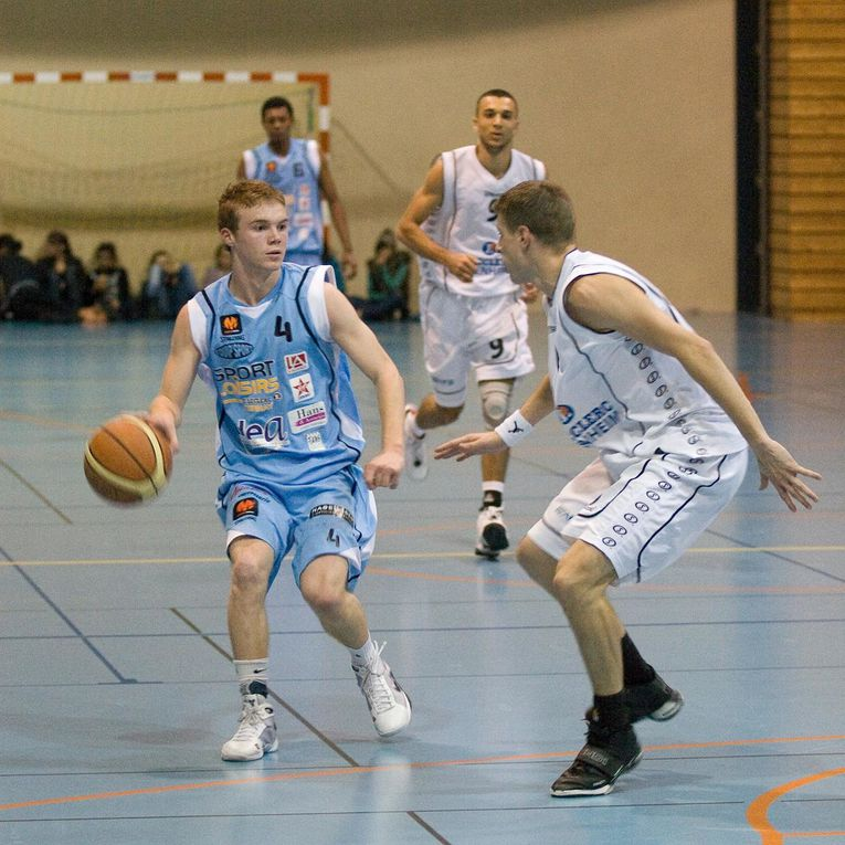 Album - Mulhouse-basket