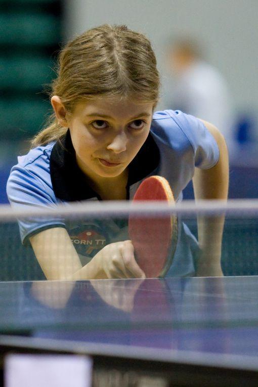 Finales du Championnat d'Alsace de tennis de table, Mulhouse, 18 avril 2010