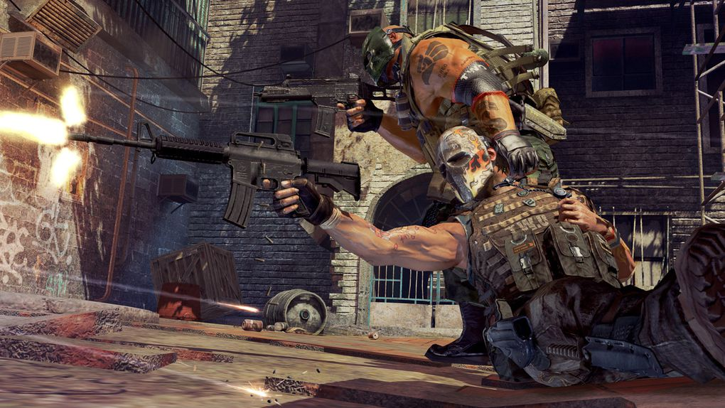Toutes les images concernant Army of Two : 40th Day