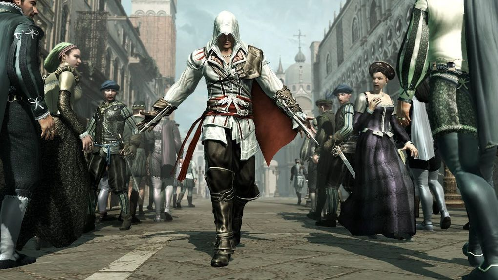 Toutes les images concernant Assassin's Creed 2