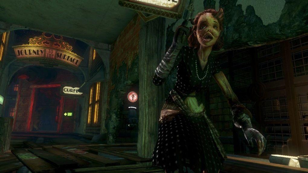 Toutes les images concernant BioShock 2