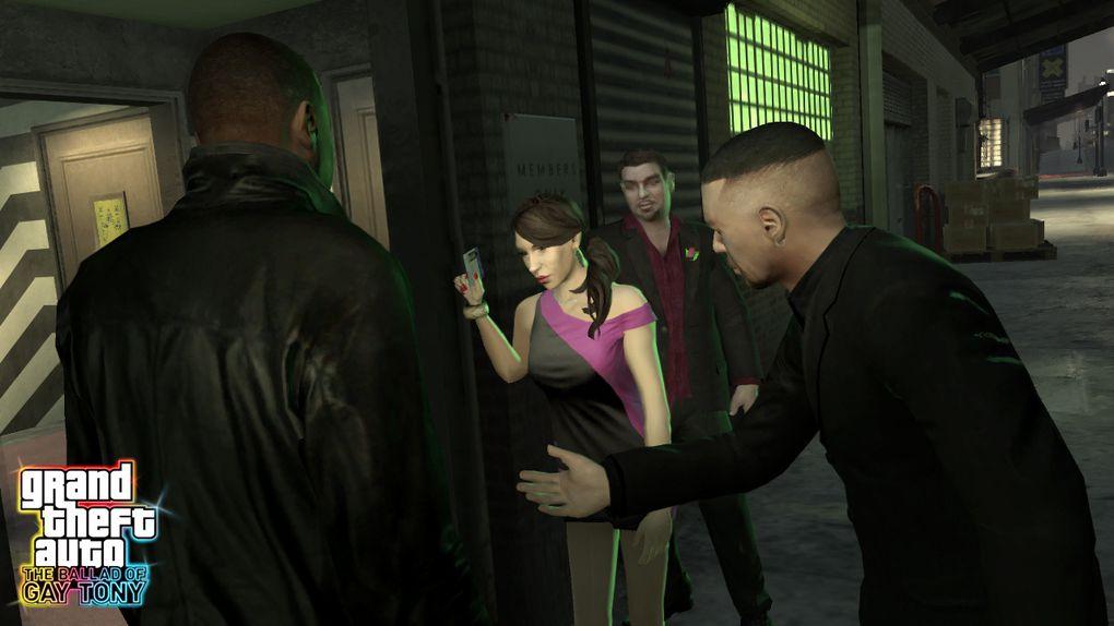 Toutes les images concernant GTA IV : Ballad of Gay Tony