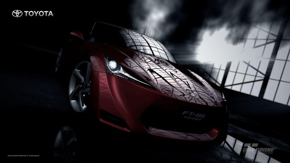 Toutes les images concernant Gran Turismo 5...