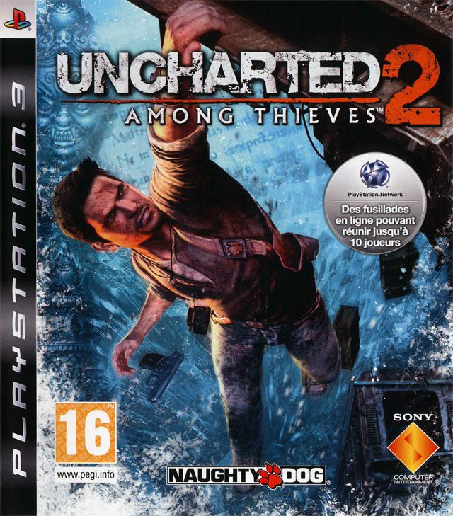 Toutes les images concernant Uncharted 2 : Among Thieves