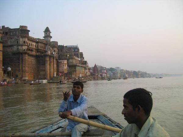 Photographies prises dans le nord de l'Inde par Sabrina et moi