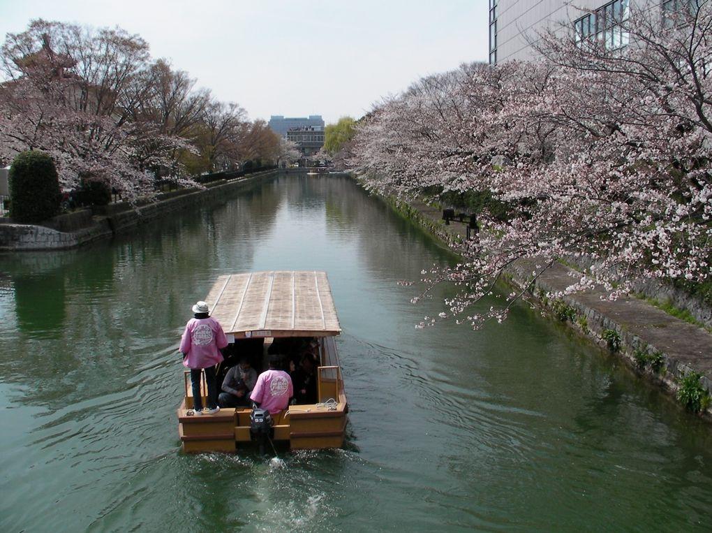 Notre voyage au japon en Avril 2009 - Part 1