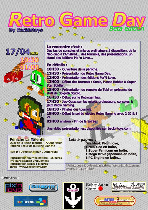 Album - Retrogame-Day-2011