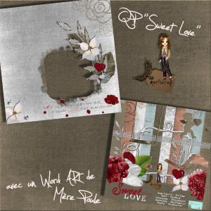 Album - Kit-Sweet-Love