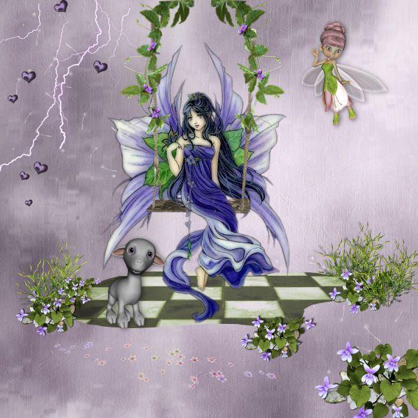 Album - kit-Miss-Purple
