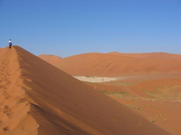 Album - Sossuvlei (Désert du Namib)